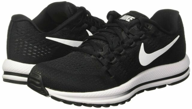 Nike Air Zoom Vomero 12 Women's Running Shoes Sz 10 BlackAnthracite 863766 001