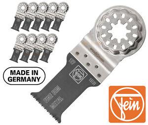 Fein 63502157210P E-Cut Saw Blade Fine Cut 35mm x 50mm Multi-tool