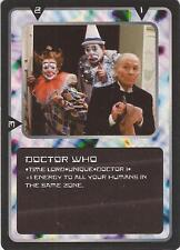"Doctor Who MMG CCG - Character ""Doctor Who"" Card"