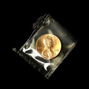1992 D  Lincoln Memorial Penny ~ Uncirculated Coin Original Mint Cello