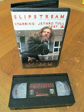 JETHRO TULL - MAINSTREAM RARE ORIGINAL 1981 VHS VIDEO