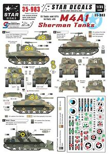 Star-Decals-1-35-US-Tanks-in-Italy-1-35983