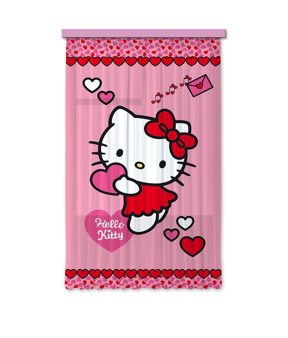 Hello Kitty  Kinder Kinder Kinder Foto Vorhang Gardine 140x245cm | Ab dem neuesten Modell  bc122f