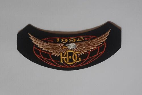 patch tissu HOG Harley Davidson Owners Group 36 versions disponibles