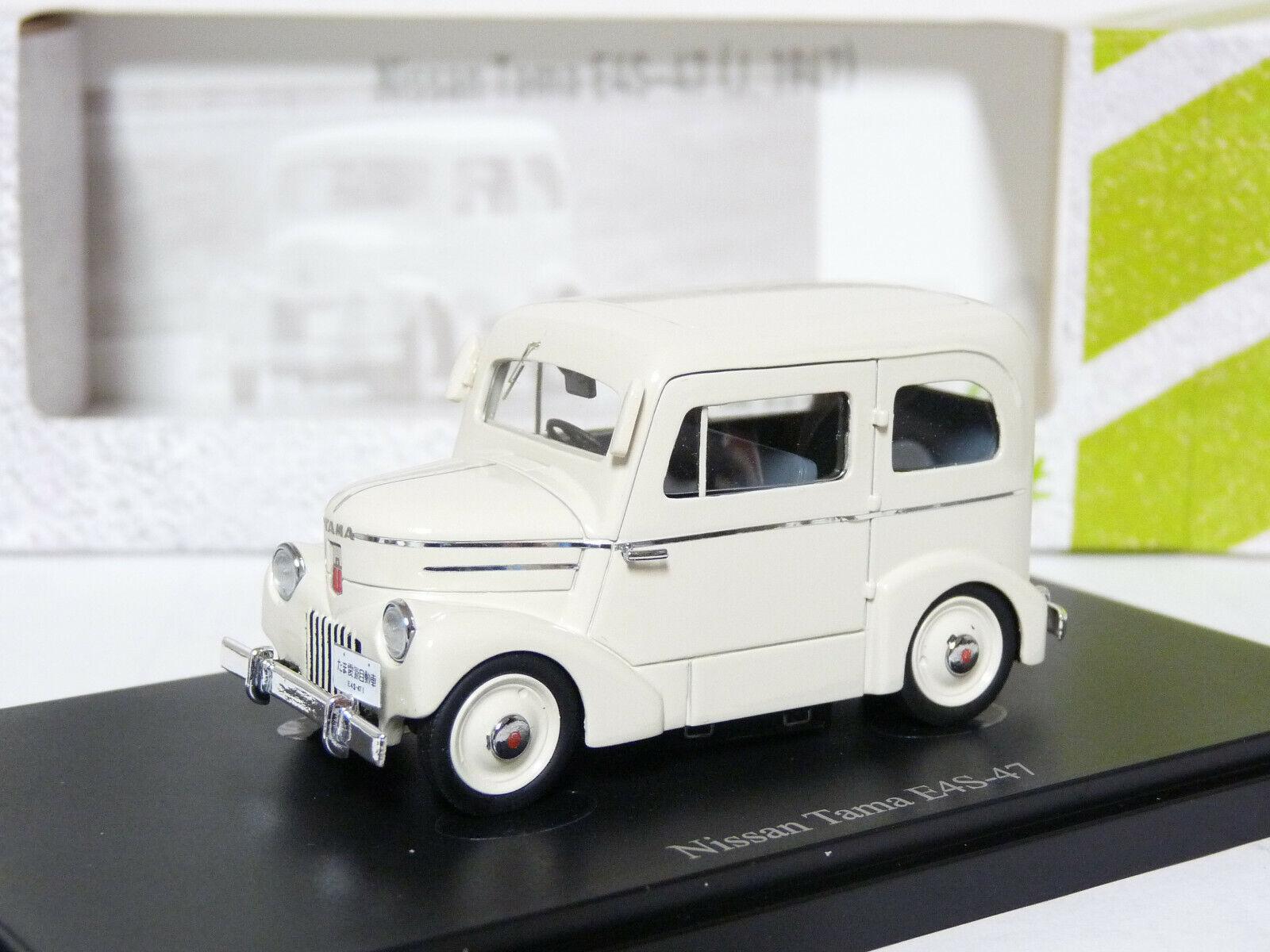 AutoCult 03011 1 43 1947 Nissan Tama E4S-47 Resin Model Car
