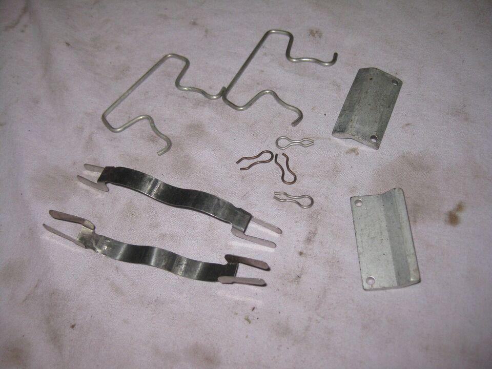 Bremsefjedre, FIAT 124