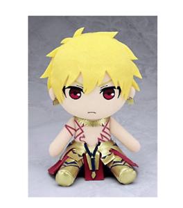 Fate-Grand-Order-FGO-Plush-Archer-Gilgamesh-Gift-Stuffed-toy-Doll-20cm-JAPAN