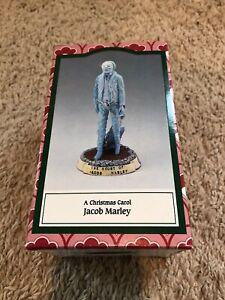 FIGURINE A CHRISTMAS CAROL - THE GHOST OF JACOB MARLEY Novelino 1993 Dickens New | eBay