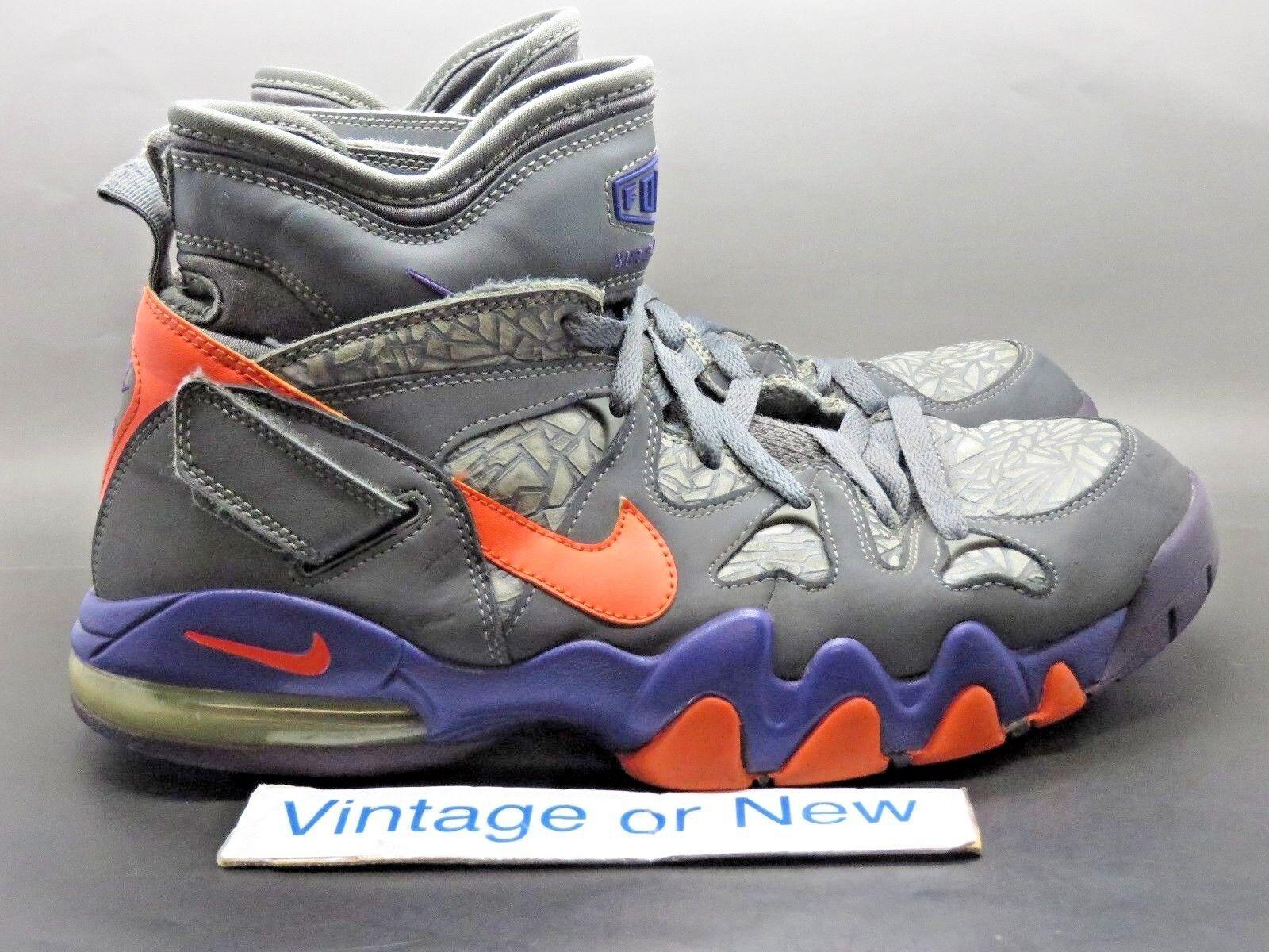 best website d2b09 e284f Nike Air Max Strong II 2 Phoenix Phoenix Phoenix Suns 2013 sz 10.5 7eb21a