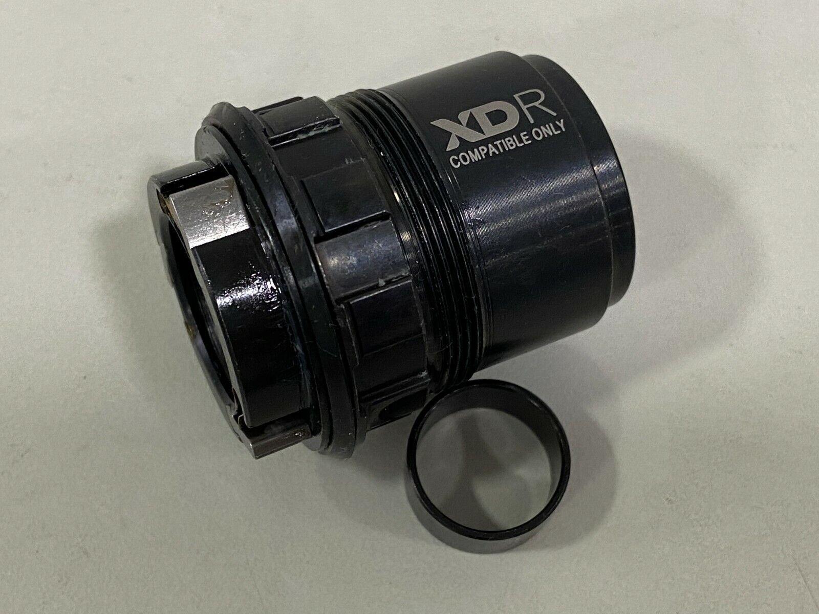 Black Black Inc+Ceramic Speed XDR Driver Freehub Body Fits SRAM XDR Road 12S