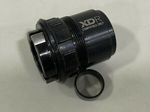 XDR Compatible Ceramic Speed XDR Driver CassetteBody Freehub Body Black Inc