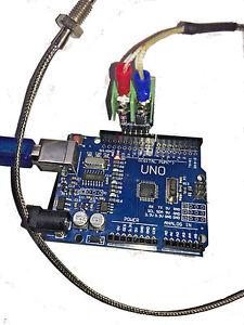 NEW-MAX6675-Module-K-Type-Thermocouple-UNO-R3-board-KIT-ARDUINO-CLONE