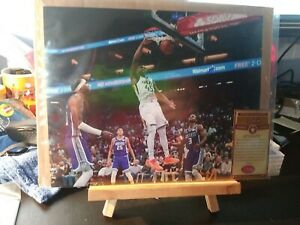 Donovan Mitchell  Utah Jazz Signed Autographed 8x10 Photo Certified Coa