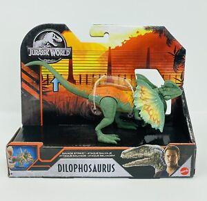 Jurassic-World-Toys-Savage-strike-bon-nouveau-Mattel-2020-Dino-RIVAUX