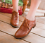 Womens-Low-Heel-Wingtip-Lace-Up-Oxford-Retro-Brogues-Girl-Preppy-Pu-Shoes-N212 thumbnail 9