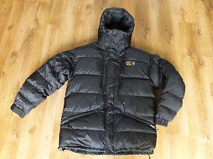 Mountain Hardwear Sub Zero Sl Parka Down Fill Jacket Size