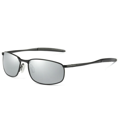 UV400 Polarized Sunglasses HD Sun Glasses Full Rimmed Frame Eyeglasses For Men