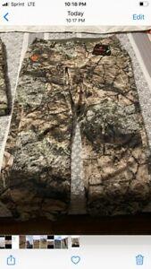 NOMAD Early Season Hunting Pants Mossy Oak Terra Camo Men's MEDIUM