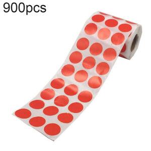 Spritzer-Ziel-Sticker-Sports-Ubung-Schiessen-Selbstklebend-Patch-Papier-Punkte