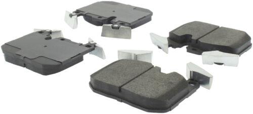 Disc Brake Pad Set Front Centric 104.16090