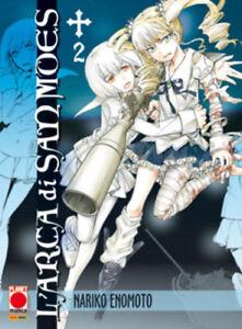 L-039-Arca-di-San-Moes-1-5-completa-Planet-Manga