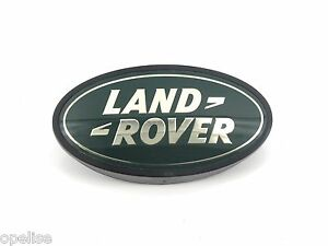Genuine-New-LAND-ROVER-GRILLE-BADGE-Front-Emblem-For-Discovery-1-1989-1998-Disco