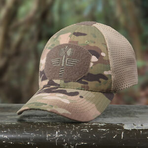 9444c5cb Image is loading Multicam-CP-Camo-Outdoor-Tactical-Baseball-Cap-Military-