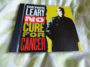 DENIS-LEARY-NO-CURE-FOR-CANCER-ORIGINAL-1993-039-AAD-039-10-TRACK-CD
