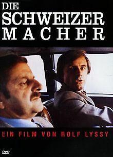 Die Schweizermacher von Rolf Lyssy | DVD | Zustand gut