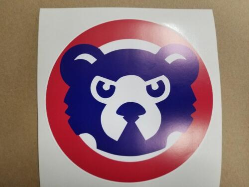 Chicago Cubs cornhole board or vehicle decal(s)