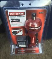 Craftsman Cordless POWER SPEED START EASY ENGINE Starter JumpStart 85953 NEW