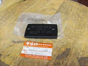 NOS-OEM-Suzuki-Cap-GN400-GSX550-750-GS1100-450-550-750-850-1982-85-69669-49330