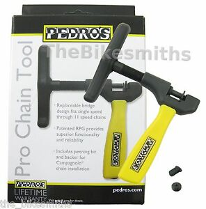 Pedro/'s Apprentice Chain Tool Pedros Bike Tool New works with SRAM//Shimano
