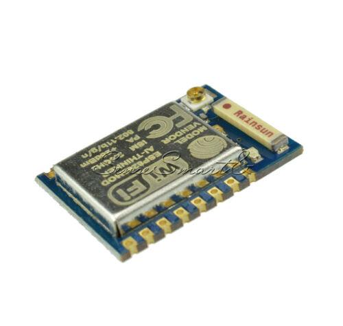 1//2//5//10PCS Esp-07 ESP8266 AP STA Remoto Puerto Serial WIFI módulo de transceptor