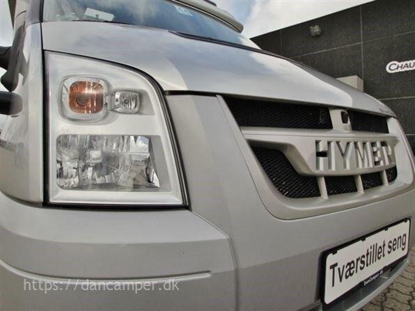 Hymer Van 512 Silver Line, 2011, km 105150