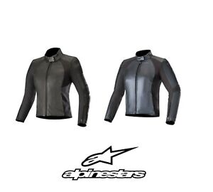 fashion design new arrivals most fashionable Details about 2020 Alpinestars Vika V2 Stella Womens Leather Motorcycle  Jacket - Size/Color