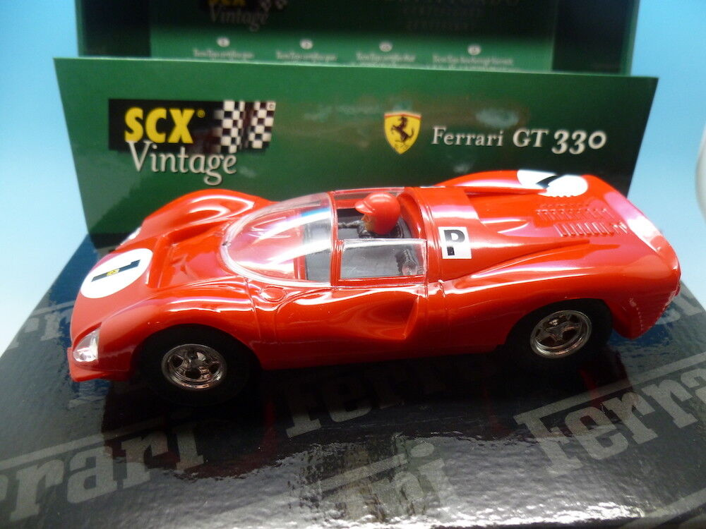 SCX 60280 Vintage Ferrari GT330 mint unsed