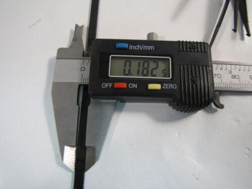 "Raymond Tinnerman Cable Tie w// Swivel C-Clip 8.5/"" Long .182/"" W NEW 25pk A"