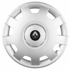 "4x15/"" Wheel trims wheel covers fit Renault Scenic Thalia Kangoo silver"