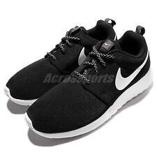 Nike Womens Roshe One Run Running Shoes 844994-002 Sz 7 Black | eBay