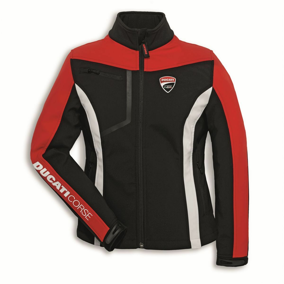 Ducati 98103163 Damen Corse V2 Spidi Softshelljacke Wind Windproof 2