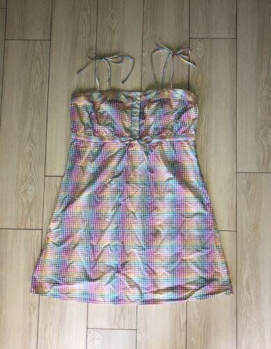 Womens NAFNAF NAF NAF Dress Sundress Tie Strap Pas