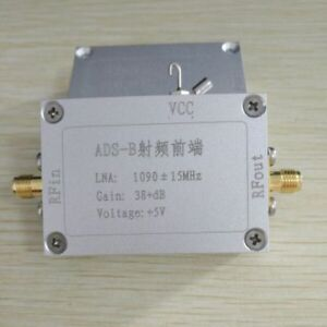 1pcs ADS-B 1090MHz RF front-end radio frequency amplifier