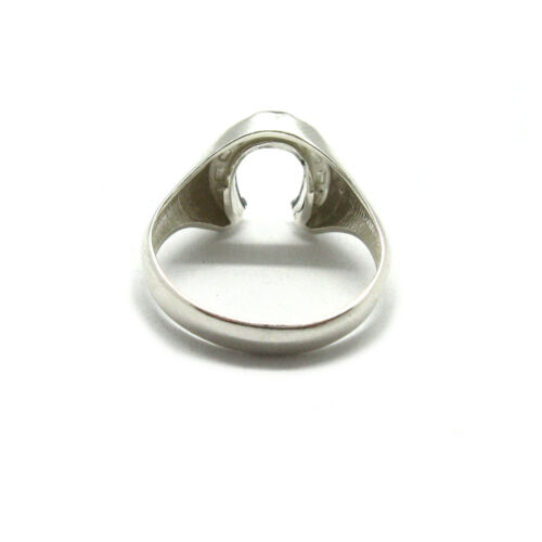 Genuine Sterling Silver Ring Horseshoe solide Hallmarked 925 R001916 EMPRESS