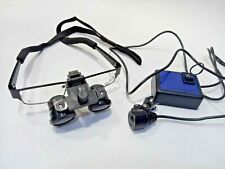 Surgical Loupe Hair Transplant Led Rechargeable