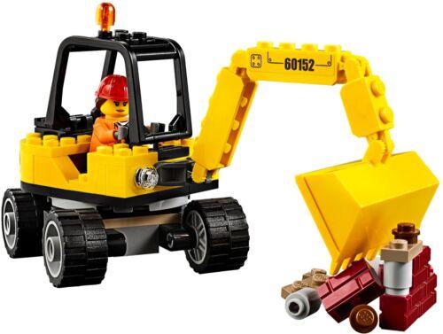 LEGO® City 60152 Straßenreiniger und Bagger NEU OVP/_Sweeper /& Excavator NEW MISB