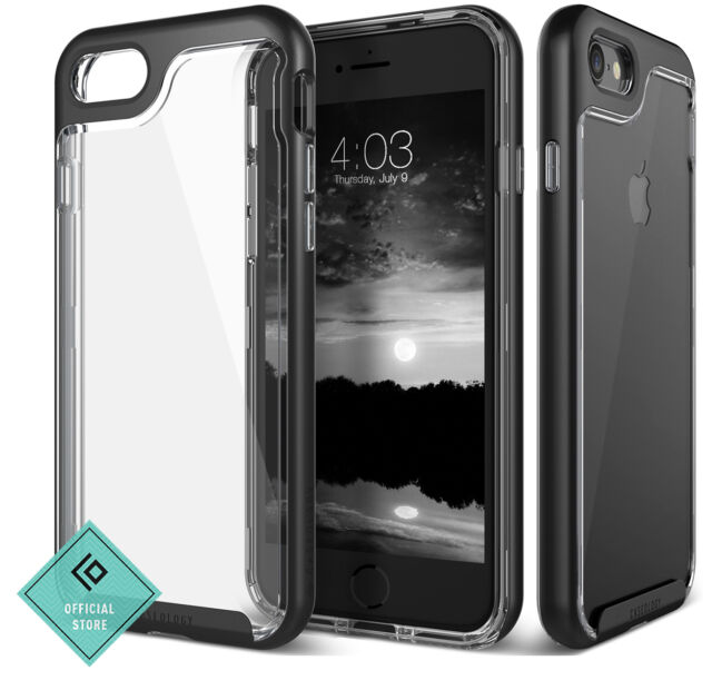 best cheap 28712 7dec9 iPhone 7 Case Caseology Skyfall Series Transparent Clear Slim Scratch  Resistant