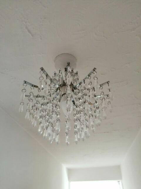 Droplets Chandelier Ceiling Light