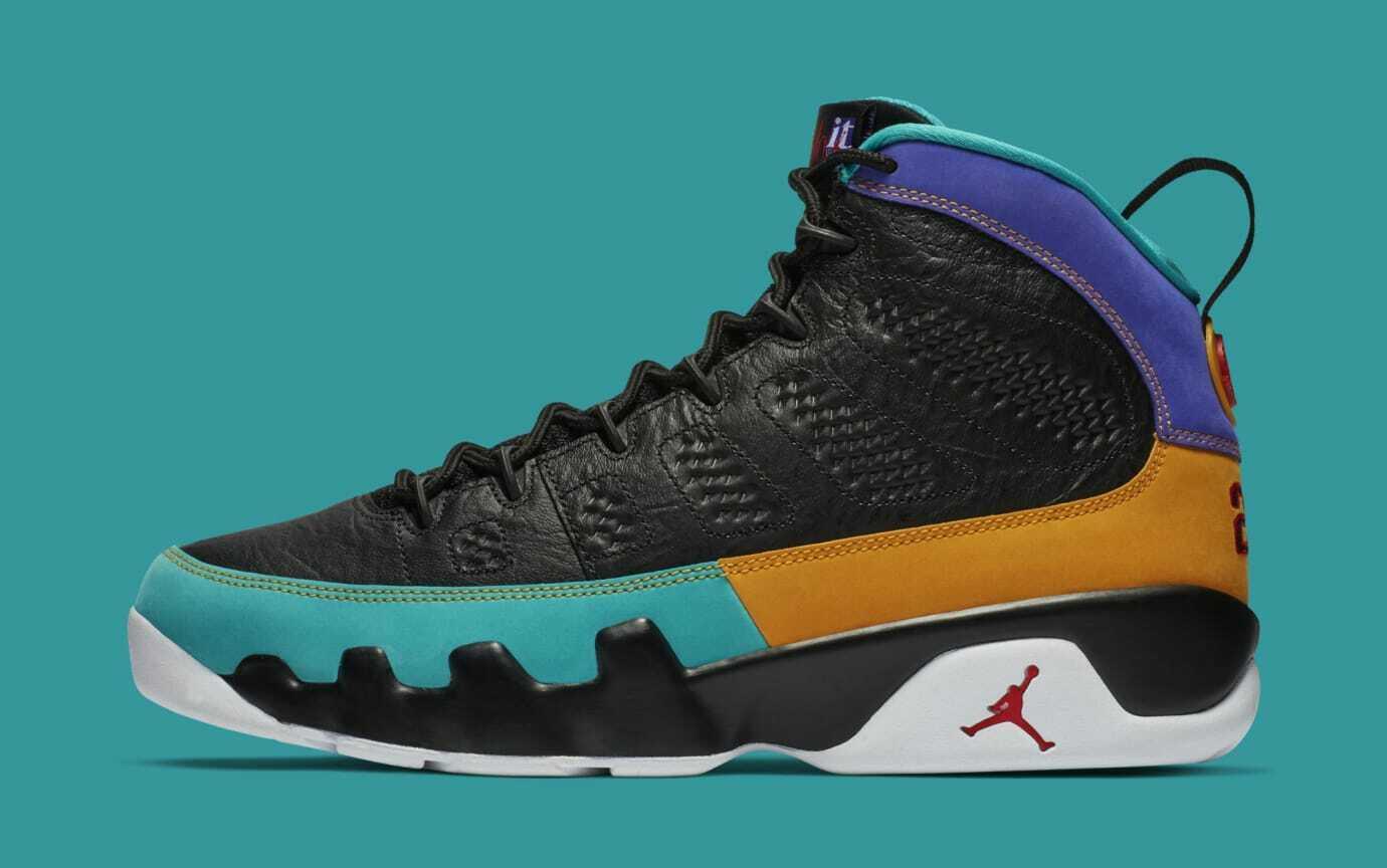 Nike Air Jordan Retro IX 9 Dream it Do it Multi GS PS TD Baby Kid Women Sz 1C-7Y