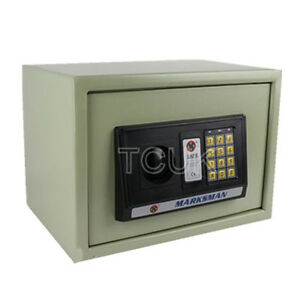 SECURE ELECTRONIC DIGITAL STEEL SAFE HIGH SECURITY HOME MONEY CASH BOX WORK NEW | eBay